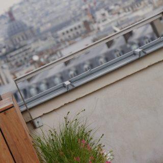 TERRASSE D'EXCEPTION - LE SHANGRI LA