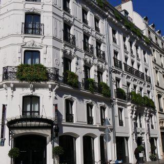 FACADE - HOTEL DE NELL