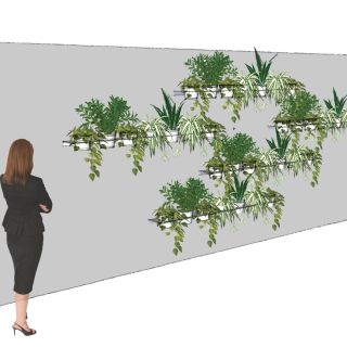 Amenagement vegetal - TATA CONSULTANCY 1